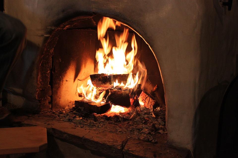 Tipo de leña para chimeneas y estufas
