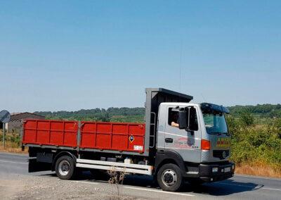 Camiones arias