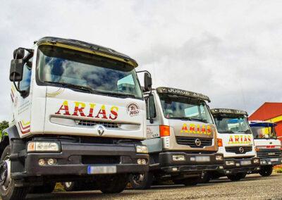 Transporte ARSO Arias y Sojo