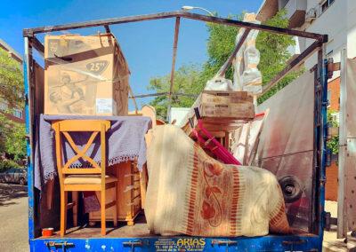Transportes ARSO y Mudanzas